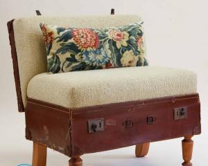 Переделка старого кресла своими руками