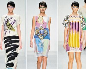 Дизайн одежды — рисунки