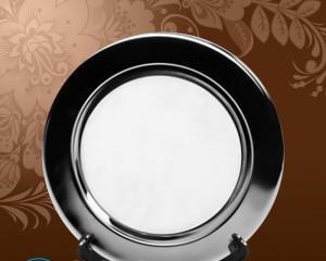 Подставка под декоративную тарелку своими руками