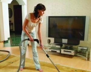 Как организовать уборку в квартире