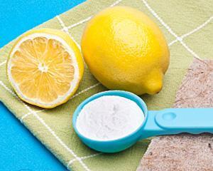 Как вывести пятно от фруктов?