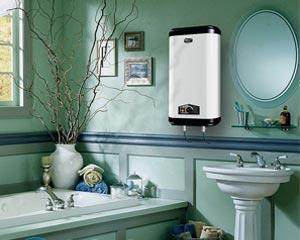 Как повесить водонагреватель на стену?