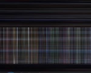 Вертикальные полосы на ЖК телевизоре