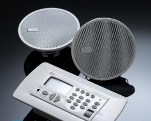 Радио для ванной комнаты встраиваемое и даже плавающее