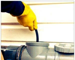Как прочистить трубу в ванной в домашних условиях?