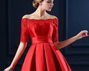 Как сшить платье с юбкой-солнце?
