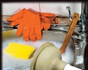 Прочистка канализации в частном доме