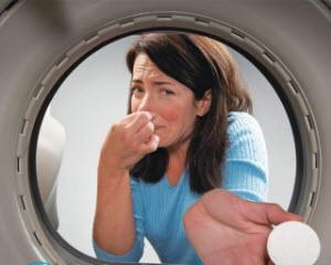Как удалить запах в стиральной машине-автомат?